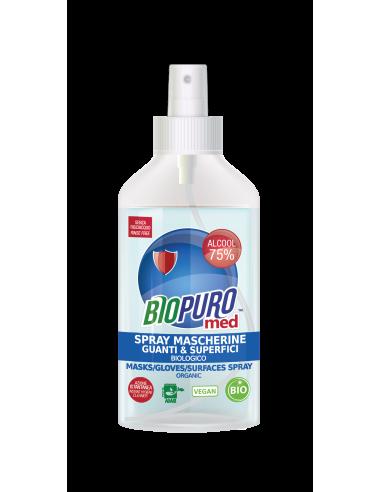 BIOPURO spray igienizzante rete e...
